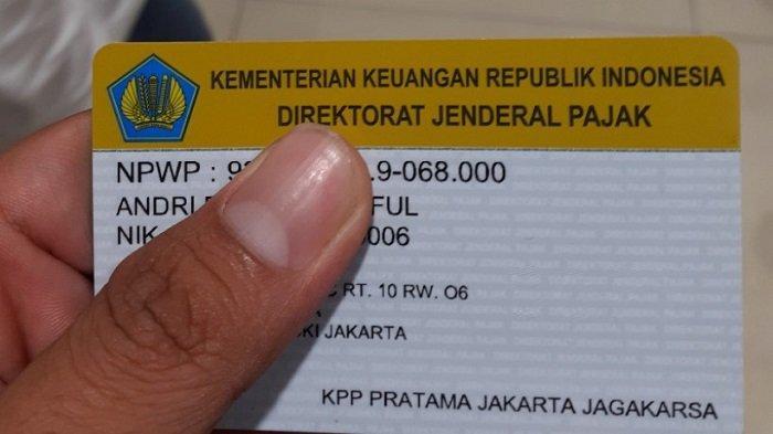 Syarat dan Tata Cara Membuat NPWP Secara Online, Akses ereg.pajak.go.id
