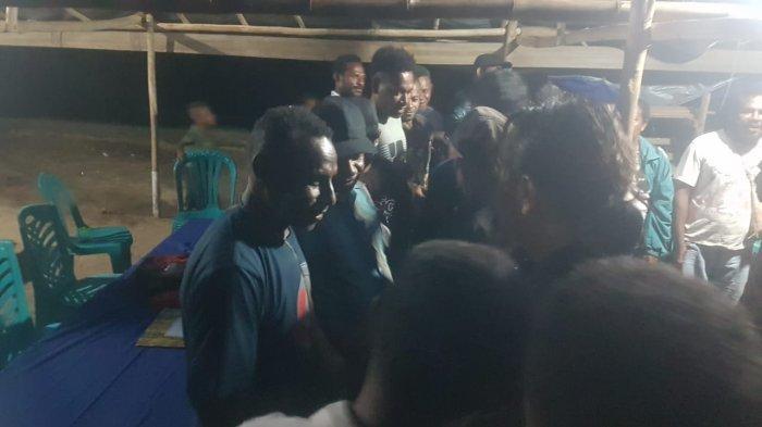 Pimpinan Kelompok Negara Republik Federal Papua Barat Beserta 17 Anggotanya Kembali ke Pangkuan NKRI
