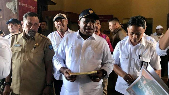 Wamen PUPR Ajak Warga Ternate Rawat Benteng Oranje Setelah Direvitalisasi