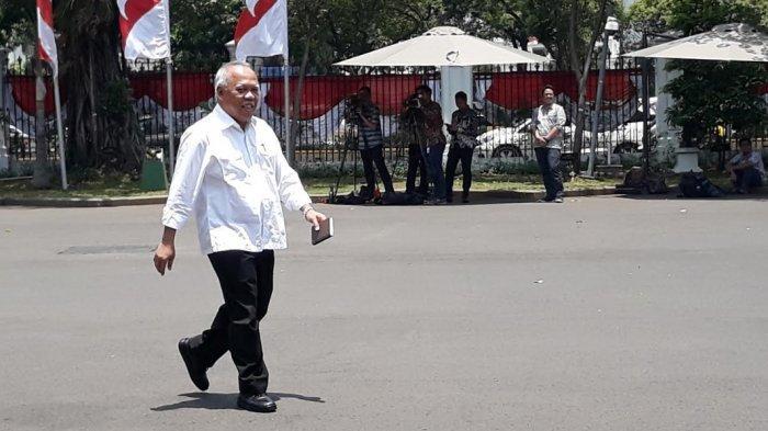 Viral Fakta Nyentrik Basuki Hadimuljono, Satu-satunya Menteri yang Masih Pakai SMS, Tidak WhatsApp