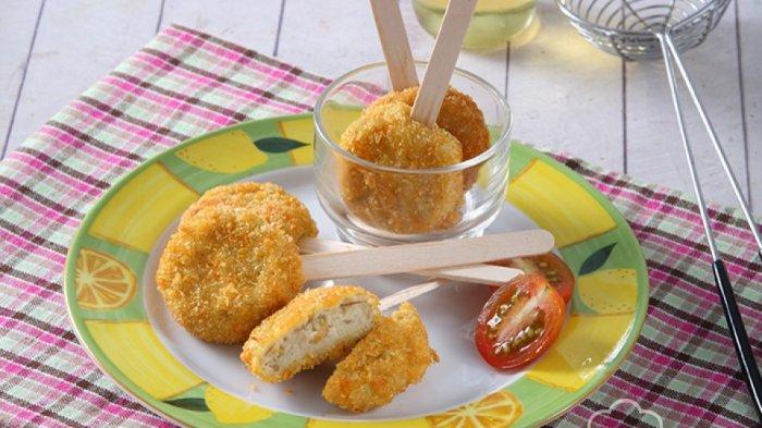 Tampilannya Menarik! Nugget Loli Jamur Pasti Bikin si Kecil Lahap Makan