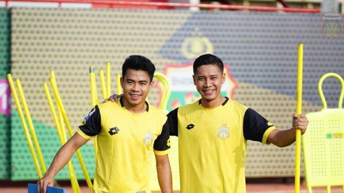 Indra Kahfi Minta Suporter Bhayangkara Solo FC Patuhi Protokol Kesehatan di Piala Menpora 2021