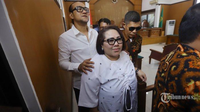 Direhabilitasi di RSKO, Nunung Mengaku Sering Berbagi Cerita dengan Jefri Nichol & Rio Reifan