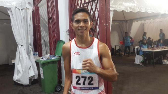 Nur Ferry Pradana, Peraih Medali Perak Para-Atletik Itu Dulunya Menekuni Sepakbola