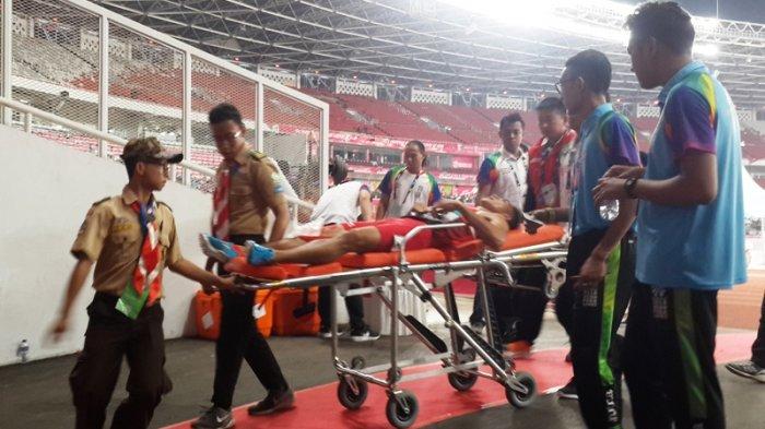 Ferry Pradana Ditanduh Keluar Arena Usai Raih Medali Perak