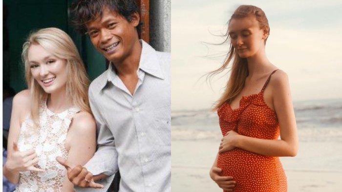 Dulu Pernikahannya Viral, Nur Khamid dan Polly Kini Dikaruniai Anak Pertama, Unggah Foto Kaki Bayi
