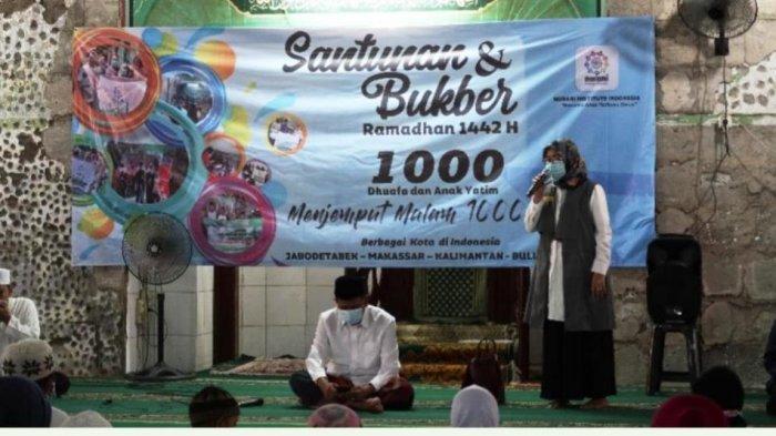 Nurani Institute Indonesia Selenggarakan Santunan Anak Yatim dan Dhuafa