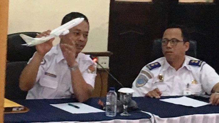 Ketua Sub Komite Investigasi Kecelakaan Penerbangan KNKT, Nurcahyo Utomo