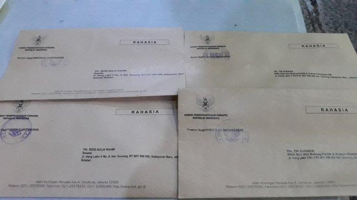 Empat Surat Panggilan untuk Istri dan Anak Nurhadi Hanya Sampai di Tangan Pak RT