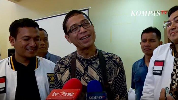 Cawagub DKI Jakarta Nurmansjah Lubis siap melayani Gubernur DKI Jakarta Anies Baswedan dalam menyelesaikan permasalahan Ibu Kota. (Tangkapan Layar)