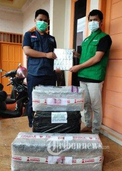 NusaLabs Indonesia Kirim Bantuan Produk Kesehatan Untuk Korban Gempa Sulbar.
