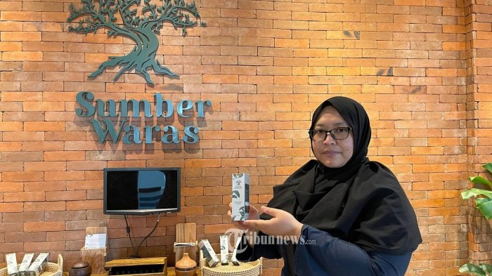 PR Manager NusaLabs.id Dwi Karunia.
