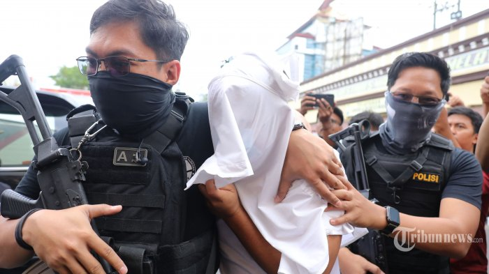 Siswa SMP di Lampung Tengah Tertangkap Bawa Sabu Saat Lagi Asik Nongkrong