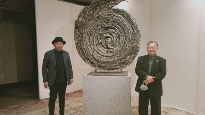 Eksplorasi Artistik Seniman I Nyoman Nuarta Ditampilkan di Beijing Tahun Depan