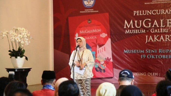 Perkuat Permuseuman Indonesia, Kemenko PMK Kembali Terbitkan Buku Seri: 'Mugalemon'
