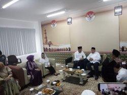 Kunjungi Ponpes Bayt Al Quran, Jokowi Silahturahmi dengan Prof Quraish Shihab