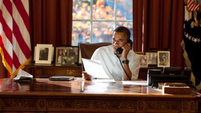 Barack Obama: Selamat Idul Fitri!