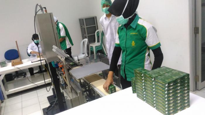 Industri Obat Tradisional di Indonesia Masih Tertinggal Jauh dari Cina