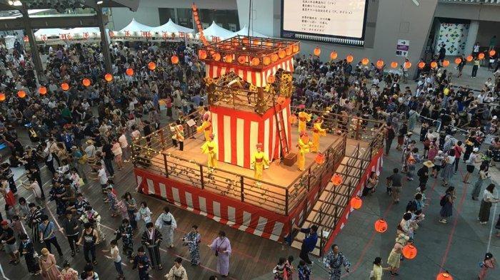 Mengenal Obon, Festival Orang Mati di Jepang yang Kental Tradisi