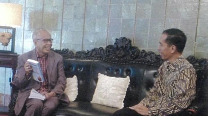 Kecewa dengan MA, OC Kaligis Surati Jokowi Lewat Ali Mochtar Ngabalin