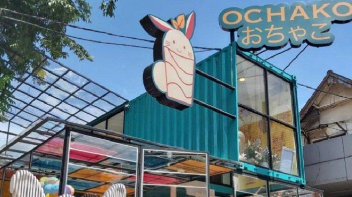 Ochako, Kafe Instagramable Ini Curi Perhatian Anak Muda di Surabaya