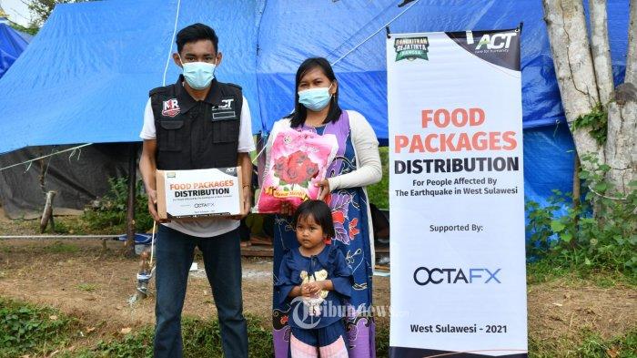 Broker Forex OctaFX Internasional Konsisten Bantu Masyarakat Terdampak Covid-19 dan Bencana Alam
