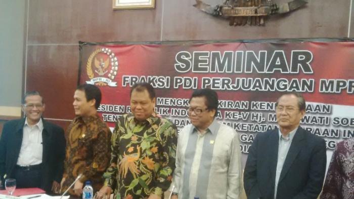 Wakil Ketua MPR Kaget Pidato Megawati Dipelintir Media Massa Asing