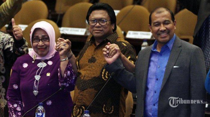 Nono Sampono Bantah Perebutan Pimpinan DPD Dilakukan Secara Kudeta