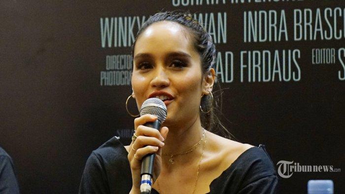 Cinta Laura Akhirnya Komentari Agnez Mo soal 'Tak Ada Darah Indonesia': I'm Mix, Aku Cinta Indonesia