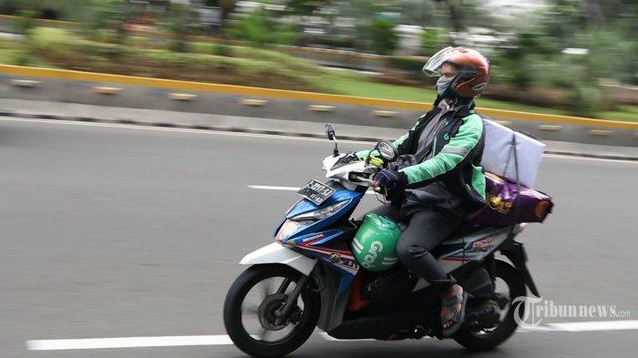 Kemenhub Izinkan Ojol Angkut Penumpang Saat PSBB di Jakarta, Apa Kata Polisi