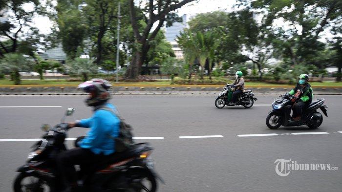 Sepeda Motor Boleh Warawiri Selama PSBB Diberlakukan di Jakarta, Tapi Hanya untuk Penuhi 2 Hal