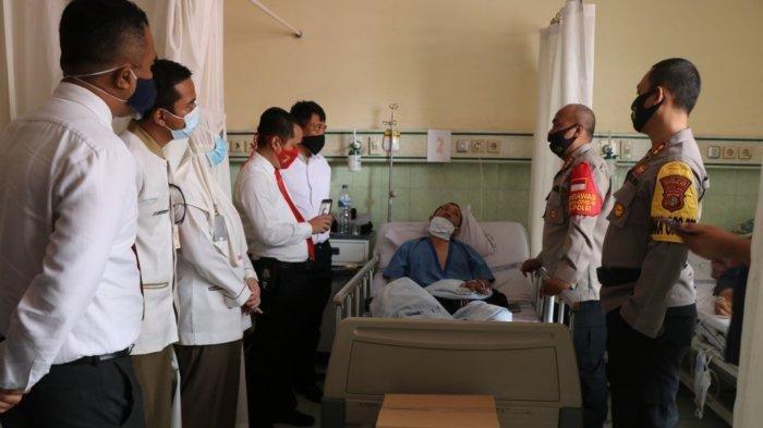Usai Dioperasi, Begini Kondisi Driver Ojol Korban Penembakan Anak Buah John Kei di Tangerang