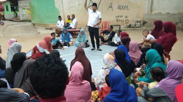 Kakak Sandiaga Uno Sosialisasikan OK OCE Hingga Pedalaman Maluku Utara