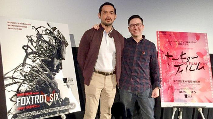 Pemutaran Film Foxtrot Six di Tokyo Jepang Sukses, 'Saikoo' Kata Penonton