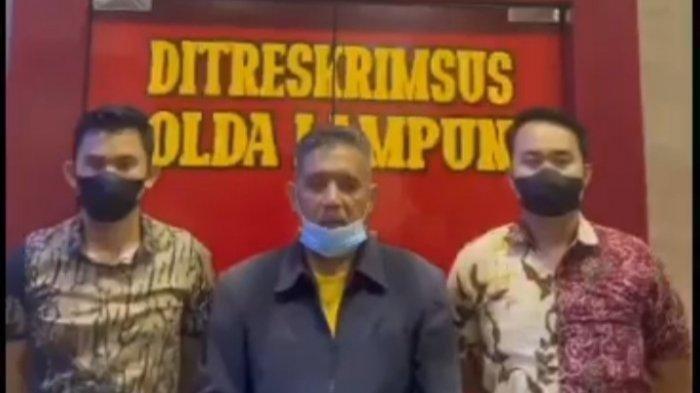 Oknum Guru di Lampung Jadi Tersangka Penyebar Video Hoaks Kericuhan di Masa PPKM Darurat