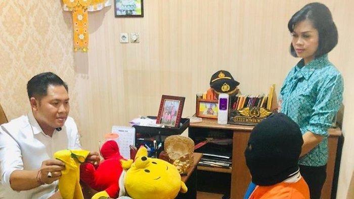 Oknum Kepala Sekolah Tersangka Pencabulan Siswi Kini Ditahan, Polisi Sita Barang Bukti Boneka
