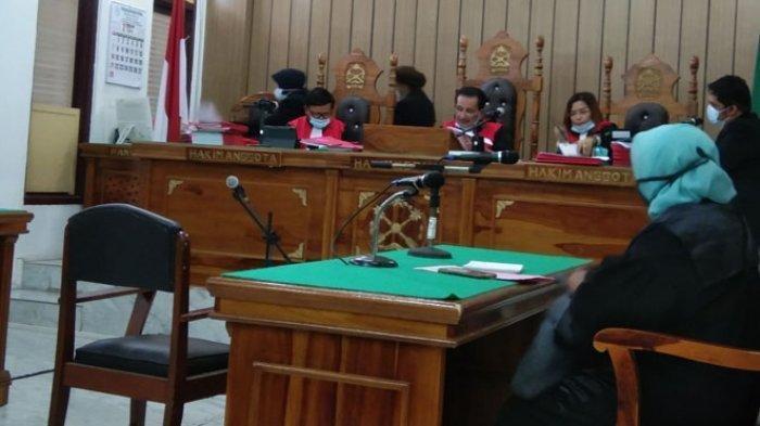Oknum Polisi di Medan Harus Terima Divonis 2 Kali,  8 Setengah Tahun dan 5 Tahun
