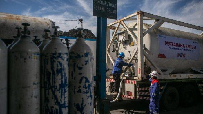 Pertamina Group Kembali Salurkan Bantuan Oksigen Untuk DIY