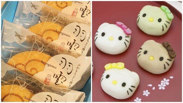 4 Camilan Manis Khas Jepang yang Dapat Dibeli di Bandara Internasional Haneda, Cocok untuk Oleh-oleh
