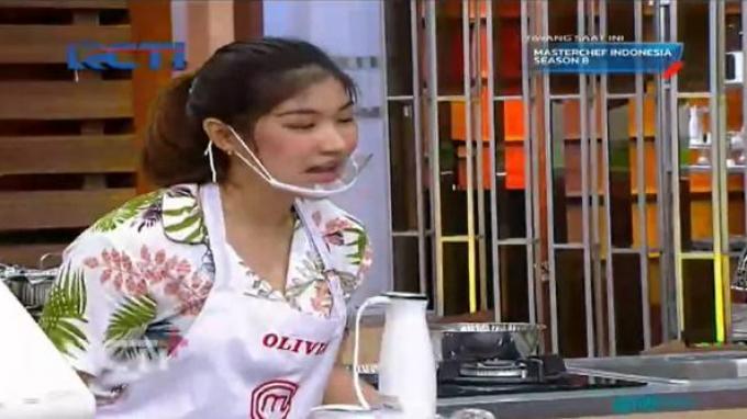 Adonan Pastry Cream-nya Hilang, Olivia Panik, Chef Arnold Malah Kompori Peserta: Berantem, Berantem
