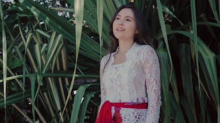 Profil Olivia Jensen, artis yang sempat jadi sorotan karena konten pakai bendera Merah Putih.
