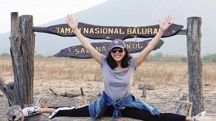 Potret Liburan Olivia Zalianty di Banyuwangi, Kunjungi Kawah Ijen hingga Taman Nasional Baluran