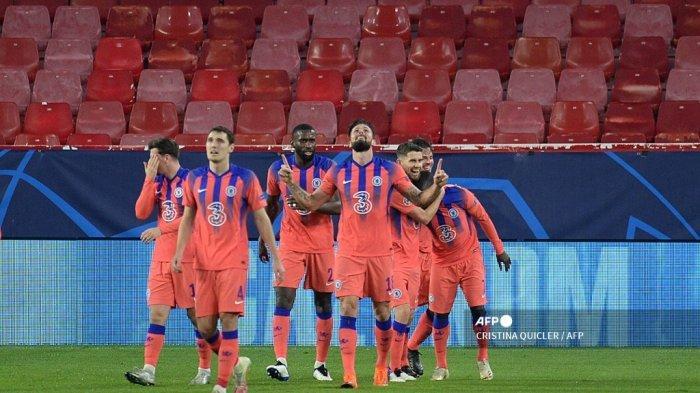LIVE STREAMING Chelsea vs Krasnodar Liga Champions, Akses Link di Sini!