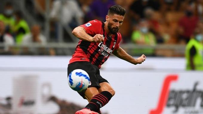 Update Kabar AC Milan, Ibra-Calabria Cedera, Giroud Sakit Pinggang Jelang Lawan Juventus