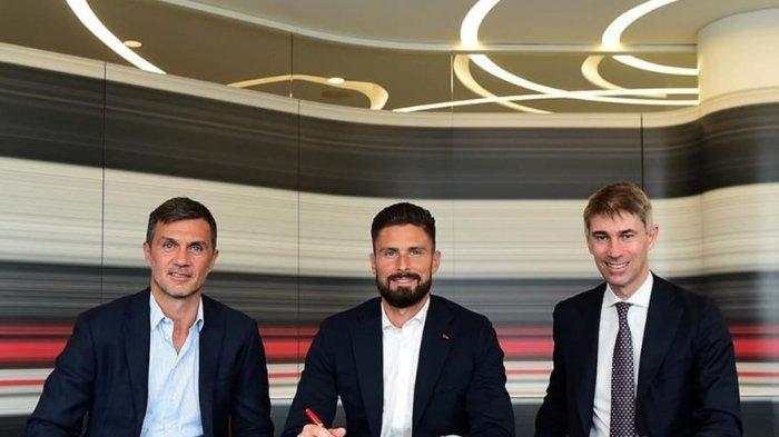Datangnya Olivier Giroud ke AC Milan, Pujian Pelatih Persija Jakarta & Sarri, Kebijakan Taktik Pioli