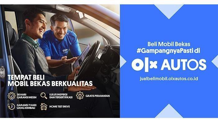 OLX Autos Hadirkan Mobil Bekas Berkualitas dengan Harga Merakyat!
