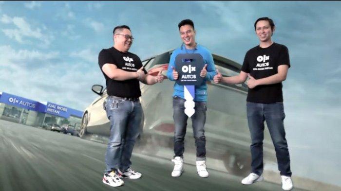 Jual Mobkas Makin Gampang, OLX Autos Kini Punya Fitur Taksir Harga, Cocok Langsung Bayar