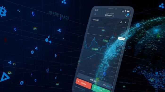 Olymp Trade Memperkenalkan Platform Forex yang Diperbaharui untuk Pengguna