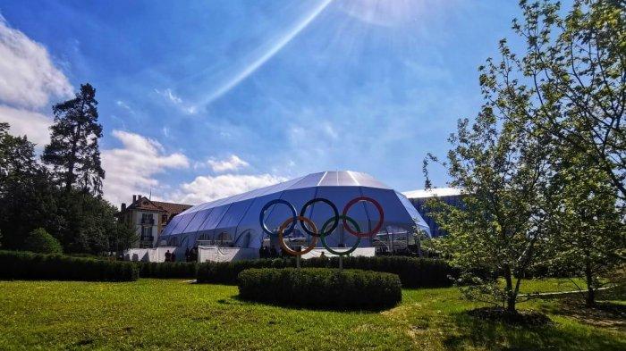 Erick Thohir: Olympic House Simbol Perdamaian Antar Bangsa di Dunia