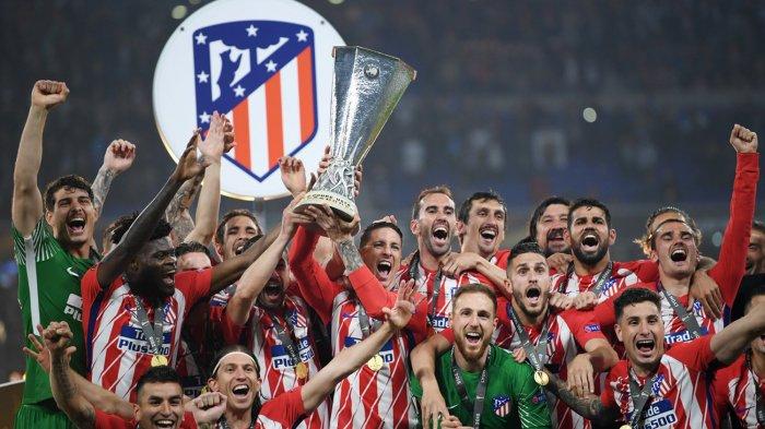 Olympique Marseille vs Atletico Madrid: Ini Lima Rekor yang Tercipta pada Laga Final Liga Europa